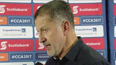 Osorio está en Panamá espiando a los futuros rivales de México en el Hexagonal
