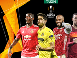 Antecedentes de semis Europa League: Villarreal vs. Arsenal y Manchester United vs. AS Roma