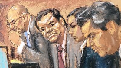 Traiciones, corrupción y muerte: las claves del juicio a 'El Chapo' Guzmán (fotos)