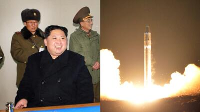 Hwasong-15: el último y más poderoso modelo del programa de misiles de Corea del Norte (fotos)