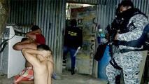Duro golpe a la Mara Salvatrucha: capturan a más de un centenar de pandilleros en El Salvador