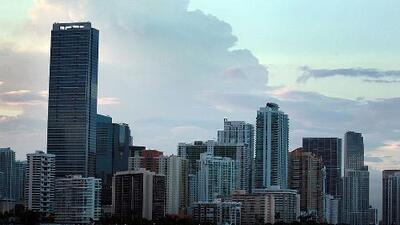A Miami le espera un martes con cielos parcialmente nublados y posibilidad de chubascos