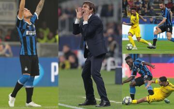 De la mano de Lautaro Martínez, Inter se impone al Borussia Dortmund