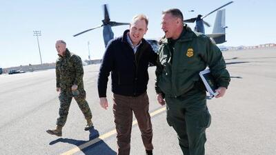 Trasladan a la frontera con Canadá al jefe de CBP de El Paso, el segundo sector por el que llegan más centroamericanos a EEUU