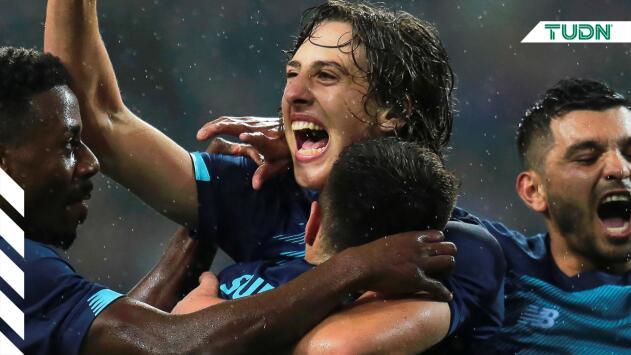 El Porto venció al Vitoria Setubal en la Copa de Portugal