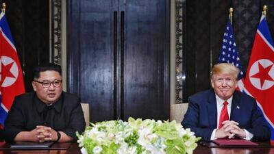 Kim Jong Un dijo que no sabía nada de la tortura a Otto Warmbier y Trump le creyó