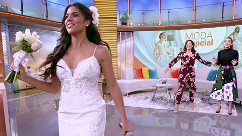 ¿De quién será la próxima boda? Francisca Lachapel lanzó el ramo y ni te imaginas quién se lo ganó