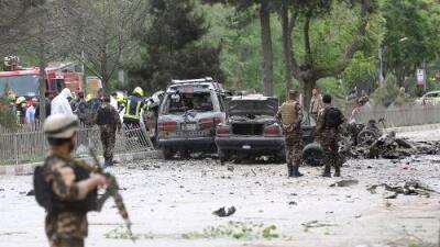 ISIS asume la autoría de atentado suicida contra un convoy de la OTAN en Kabul que deja 9 muertos