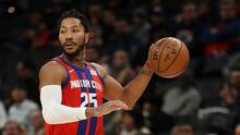 Malas noticias para los Pistons, pierden a Rose