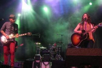 Jesse & Joy, Festival de Mayo Houston 2012