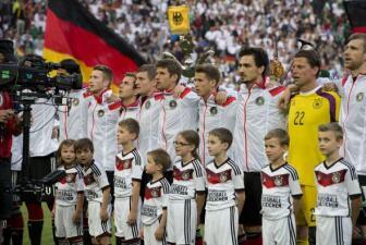 Los 23 de Alemania para el Mundial.