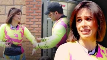 Un juanete y la preocupación por la integridad de su marido: así enfrentó Biby Gaytán un día de motocross familiar
