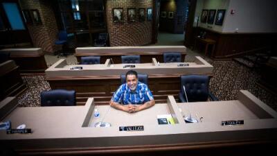 The Latino struggle to reach public office