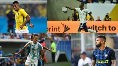 Futbolistas latinos Sub-21 considerados como 'chicos maravilla' en el mundo
