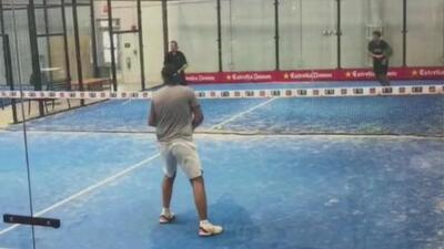 El pádel, un deporte de origen mexicano que mezcla el tenis y el ráquetbol