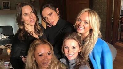 Las 'Spice Girls' amenizarán la fiesta de bodas del príncipe Harry y la actriz Meghan Markle