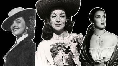 2002, el año en que María Félix y otras divas del cine mexicano fallecieron