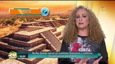 Mizada Piscis 21 de febrero de 2018