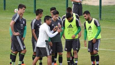 México pierde contra Inglaterra en la final del Torneo Esperanzas de Toulon
