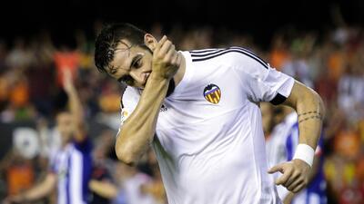 Valencia 1-1 Deportivo La Coruña: Deportivo sacó un punto de Mestalla