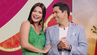 Ana Patricia y Rafael Araneda serán la pareja del amor en el nuevo reality show Enamorándonos