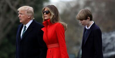 Así se estaría preparando Melania para la salida de Trump de la Casa Blanca