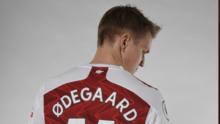 El Arsenal hace oficial el fichaje como cedido de Martin Odegaard