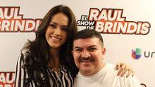 Nuestra Belleza Latina con Raúl Brindis