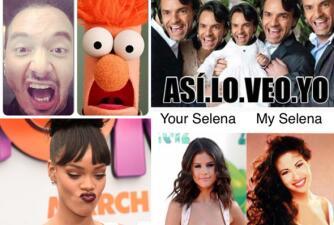 Así se divierten los nominados con sus memes antes de ir a Premios Juventud