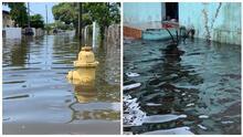"""""""Es un naufragio total"""": afectados por las inundaciones luego de las fuertes lluvias en Miami"""