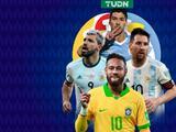 Figuras sudamericanas de la Copa América 2021 que prometen deslumbrar