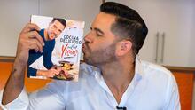 El Chef Yisus promete sabor y mucho amor con el lanzamiento de su primer libro de recetas