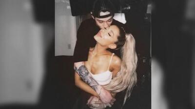 Ariana Grande se compromete con Pete Davidson, a los pocos días de confirmar su relación 💍