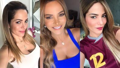 La felicidad de Endrina Yepez por la buena presentación de Venezuela en Copa América