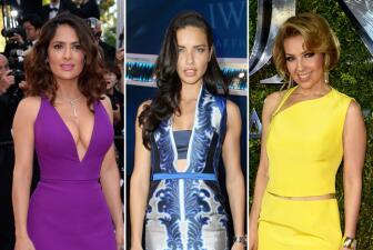 Top 10: Latinas muy 'fashionistas'