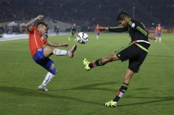 Historia de la rivalidad México vs. Chile
