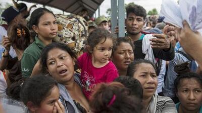 Poniendo en perspectiva la caravana de los migrantes