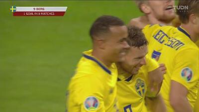 ¡La tercera fue la vencida! De Gea ataja en dos ocasiones, pero Suecia logra irse al frente