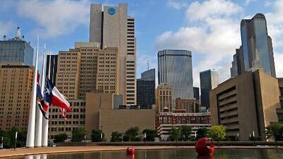 A Dallas le esperan condiciones secas y temperaturas cálidas este miércoles