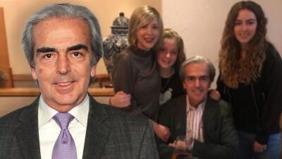 El viudo de Edith González pide respeto para Constanza, la única hija de la actriz