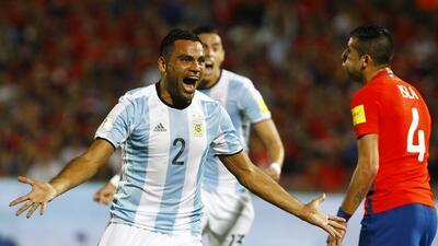 El argentino Gabriel Mercado es nuevo refuerzo de los Rayados de Monterrey