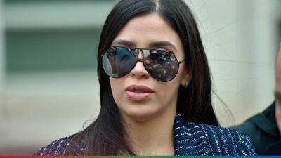Emma Coronel confiesa que admira a 'El Chapo' y asegura que su juicio fue muy dramático