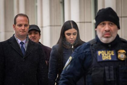 Esa reunión, agregó Daily Mail, forma parte de la promoción del primer episodio de la esposa de 'El Chapo' en el programa, el cual se emitirá el 18 de noviembre.
