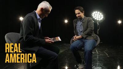 Lin-Manuel Miranda discusses how his musical career is interwoven with themes of immigration, gentrification and U.S. political history
