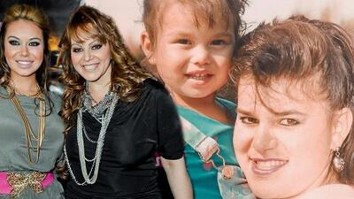 "Chiquis recordó a Jenni Rivera con una foto inédita y añora esos momentos en que ""la vida no era tan complicada"""