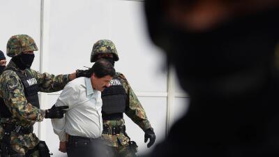 """Detienen a la operadora financiera de """"El Chapo"""""""