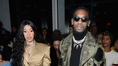 Cardi B and Offset call it quits