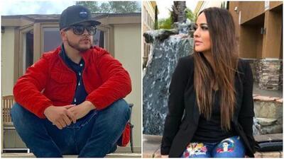 Jesús Mendoza le compuso una canción de amor a Mayeli Alonso (y ella podría salir en el video)