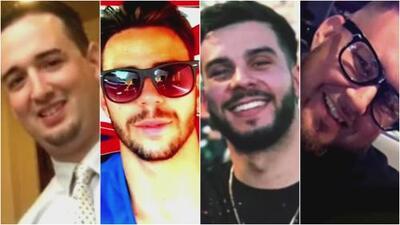 Una despedida de soltero acabó en tragedia para cuatro estadounidenses en Costa Rica