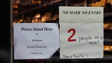 Kern pide a negocios locales exigir uso de máscaras para frenar avance del Coronavirus